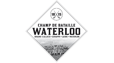 Champ bataille Waterloo